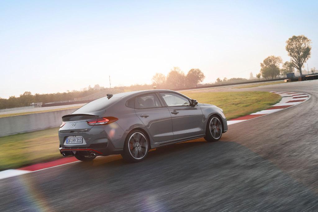 Sleek New Hyundai I30 Fastback N Unleashed Motoringcomau