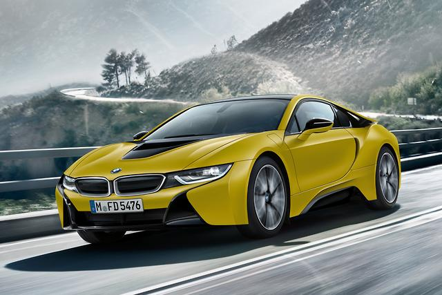 Bmw Taking Orders For I8 Protonic Motoring