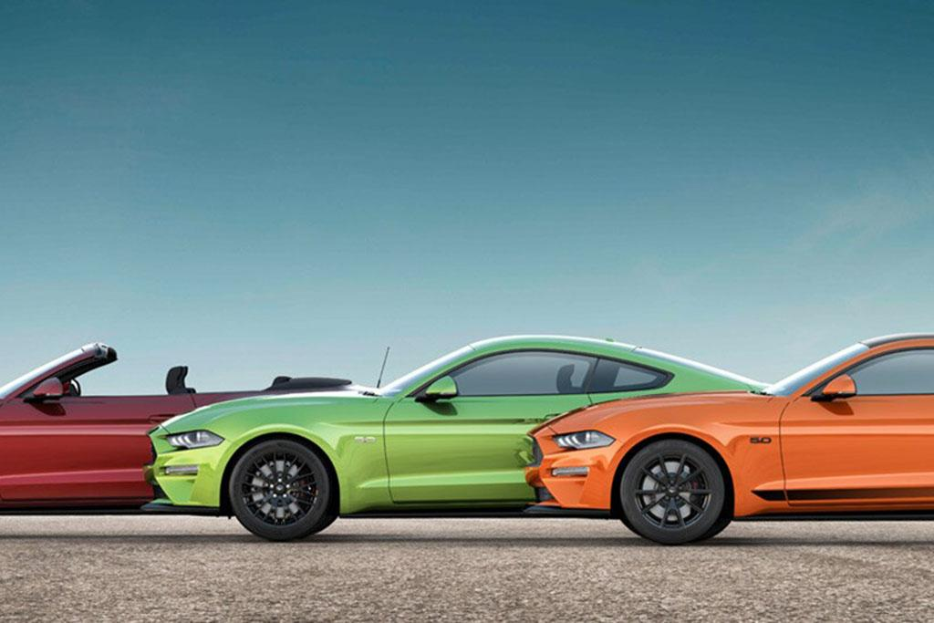 Ford Mustang four-cylinder gets power boost - motoring com au