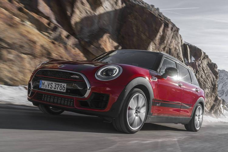 Frankfurt 2017 Preview: Track-spec Mini JCW GP Concept unleashed