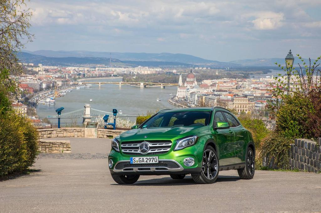2017 Mercedes Benz Gla Price And Specifications