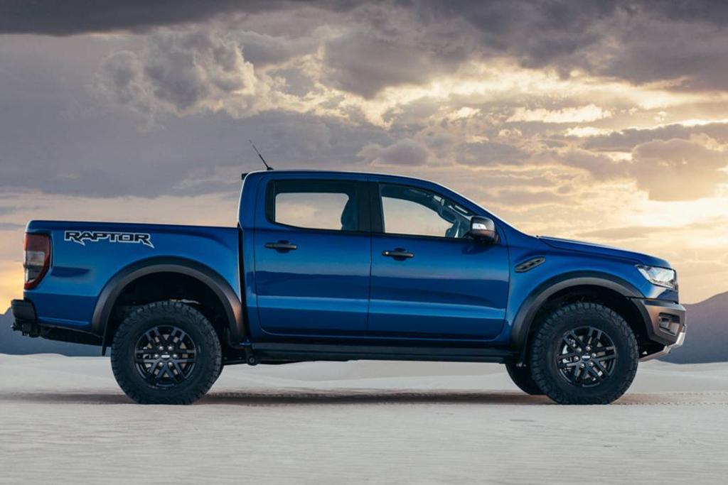 Ford Ranger Raptor priced from $75K - motoring.com.au