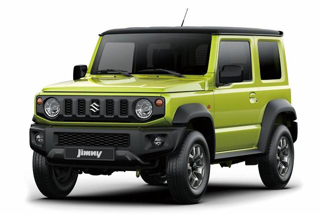 New Suzuki Jimny Confirmed For Australia Motoring Com Au