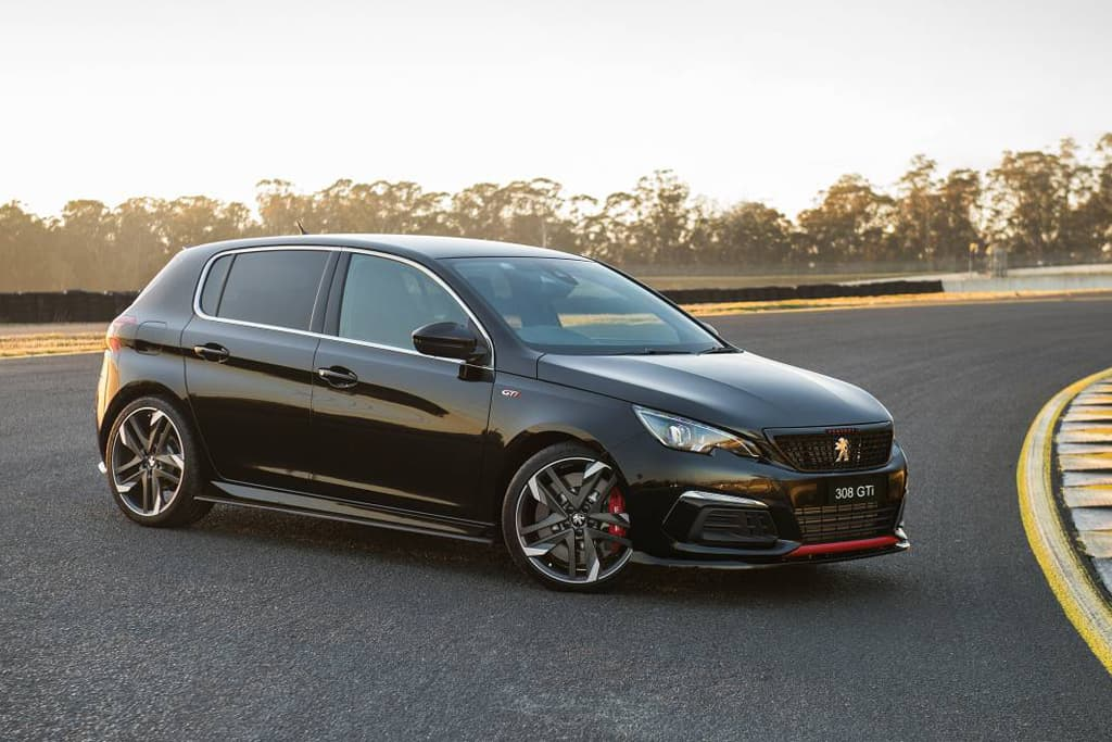 peugeot announces 308 gti sport edition. Black Bedroom Furniture Sets. Home Design Ideas
