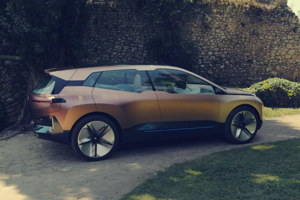 Bmw Reveals Pure Electric Vision Inext Suv Motoring Com Au