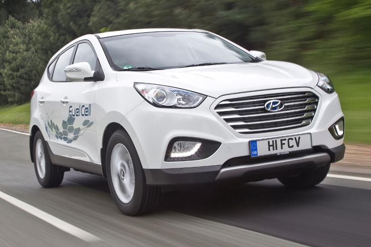 Hyundai Will Offer Fuel Cell Cars For Sale Next Year