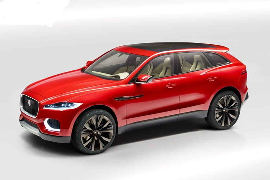 jaguar readying j pace to battle porsche cayenne. Black Bedroom Furniture Sets. Home Design Ideas