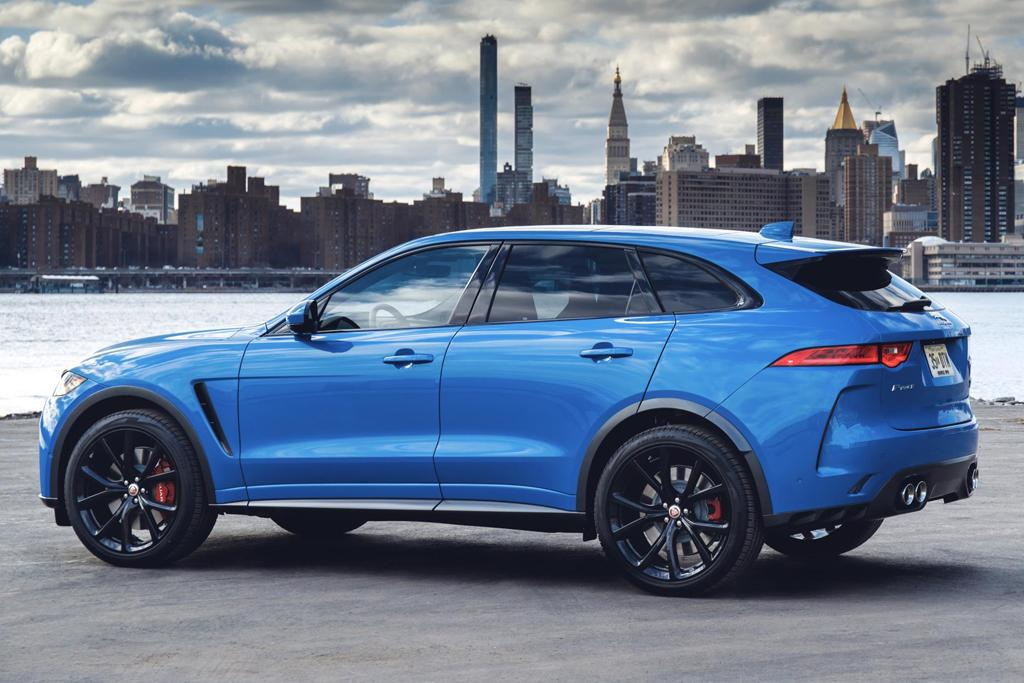 Image result for Jaguar F-Pace