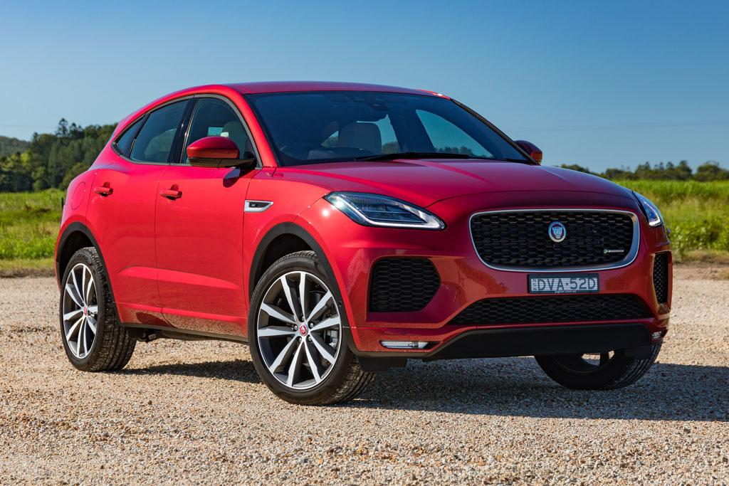 Jaguar E-PACE 2018 Review - motoring com au
