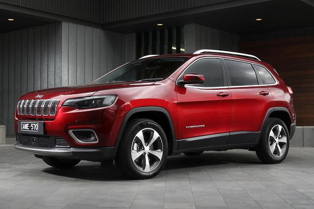 New Jeep Cherokee >> New Jeep Cherokee Recalled Before It Goes On Sale Motoring