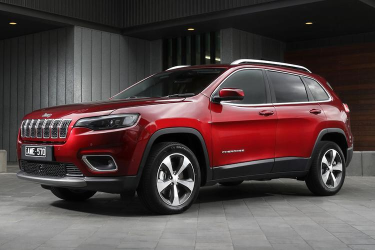 Perfect New Jeep Cherokee Recalled Before It Goes On Sale