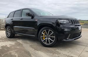 SPY PICS: 2020 Jeep Grand Cherokee - motoring com au