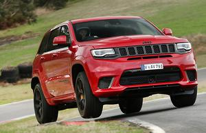Five Reasons Not To Buy A Grand Cherokee Trackhawk Motoring Com Au