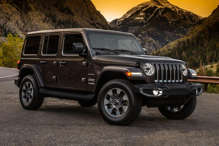 Overseas Demand Pushes Back JL Series Jeep Wrangleru0027s Australian Launch To  Next Year
