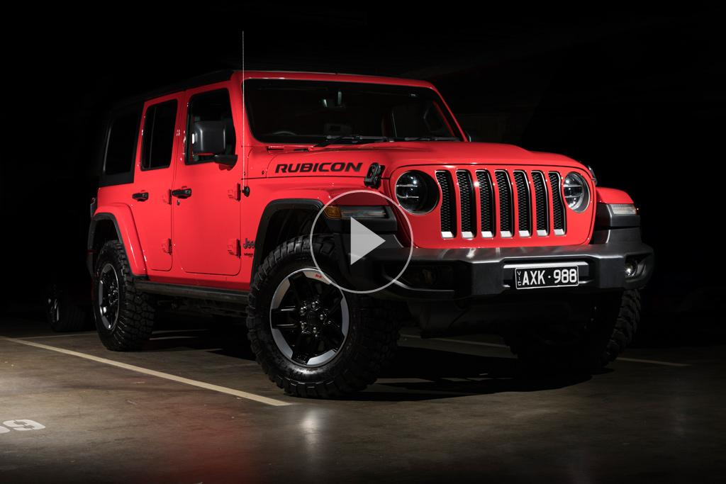 Image result for New Car Vault: 2019 Jeep Wrangler