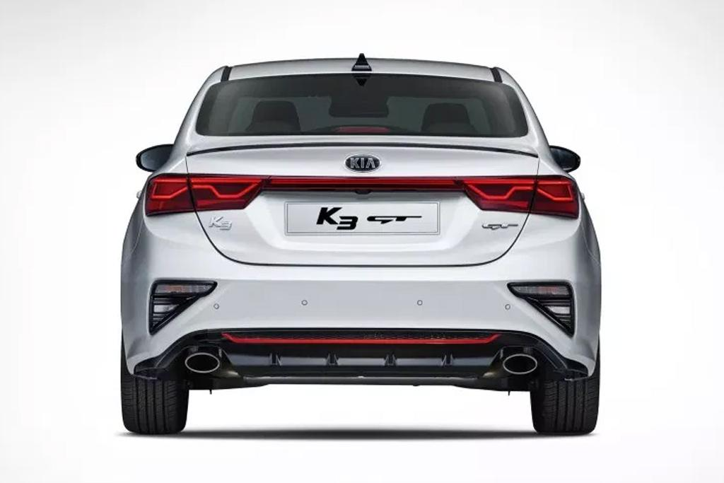 Kia Cerato Gt Coming Early 2019 Motoring Com Au