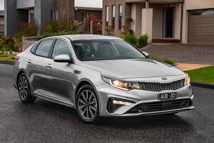 Lower Prices For Updated Kia Optima
