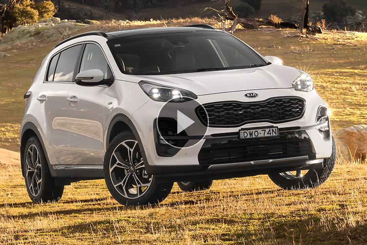 Kia Sportage 2018: Video Review