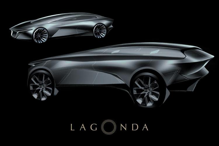 All-electric SUV to kick-start Lagonda revival