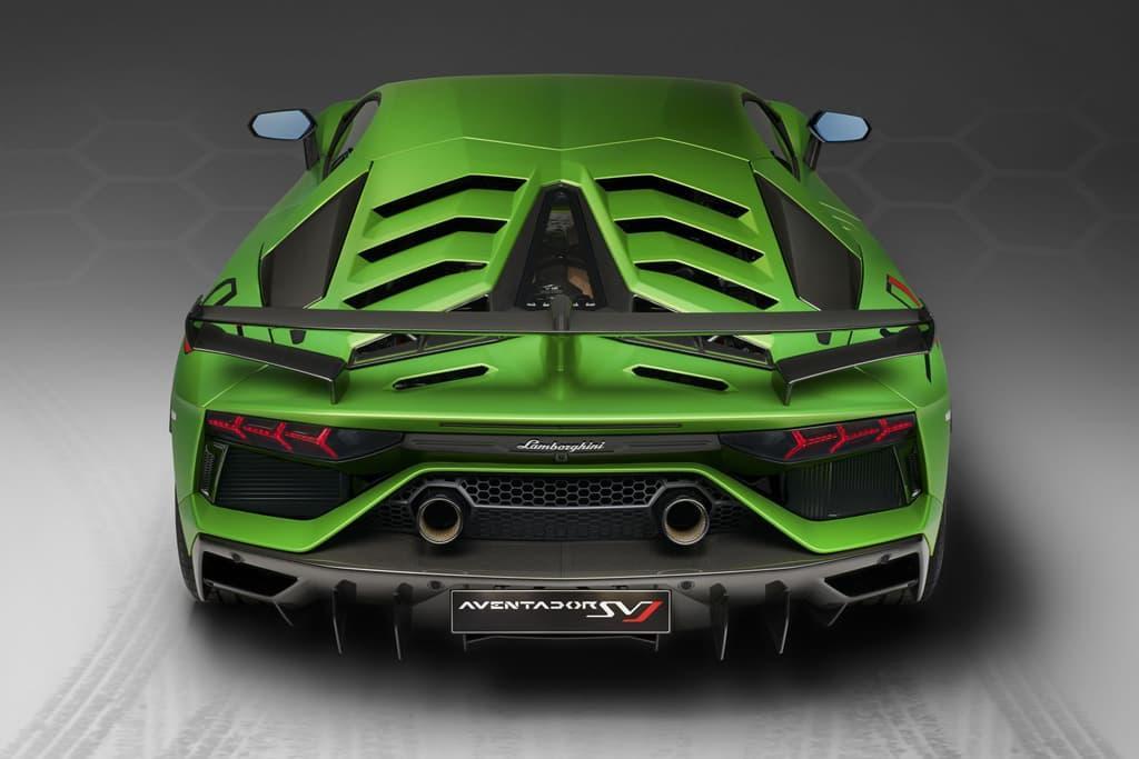 Lamborghini Aventador To Get Hybrid V12 In 2020 Motoring Com Au