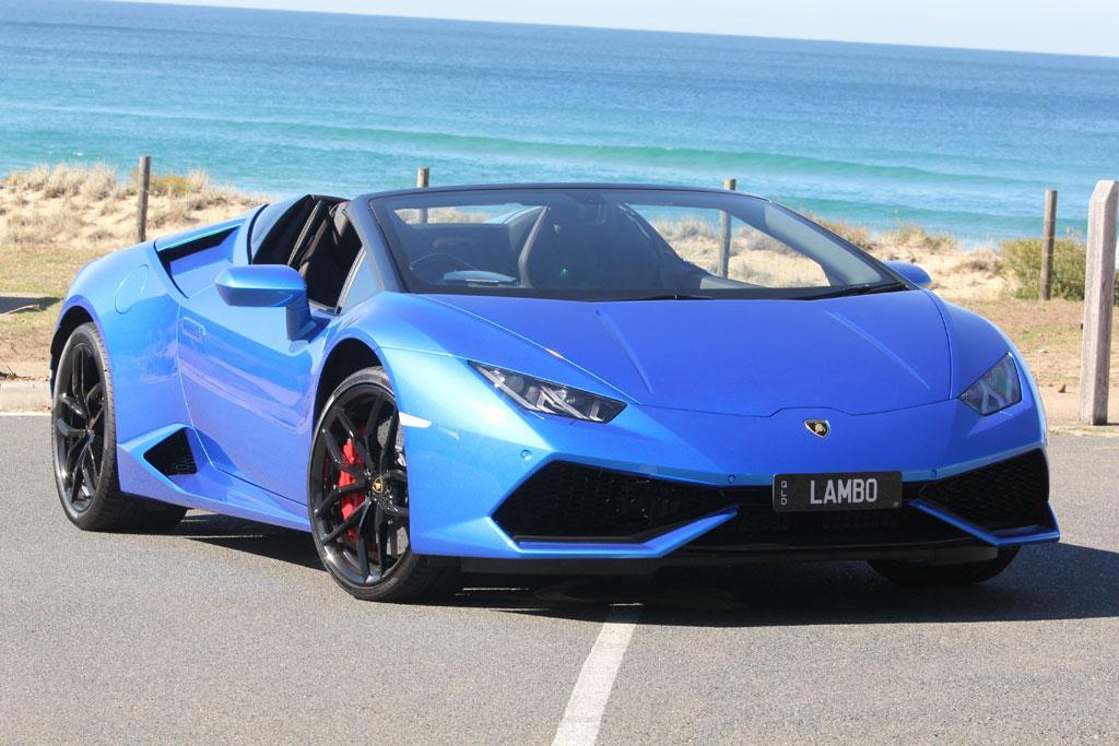 Lamborghini Huracan Spyder 2018 Review Motoring Com Au