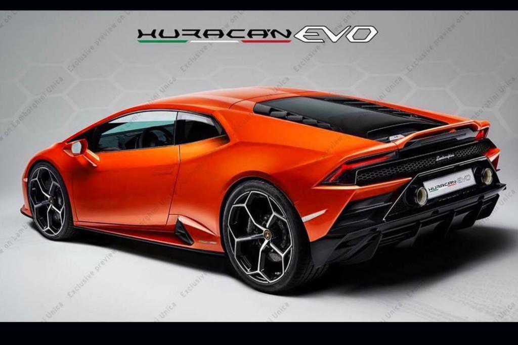 Lamborghini Huracan Gets Facelifted For 2019 Motoring Com Au