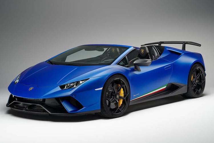 Lamborghini Prices Huracan Spyder Performante