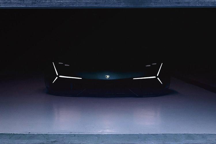 Lamborghini to unveil 'future of super sportscars' next week