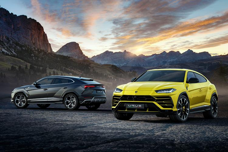 Another All New Lamborghini Coming