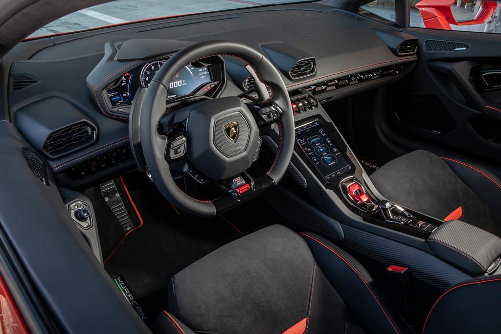 Lamborghini Huracan Evo 2019 Review International Motoring Com Au