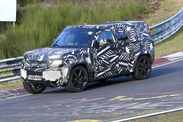 2020 Land Rover Defender to go mainstream - motoring com au