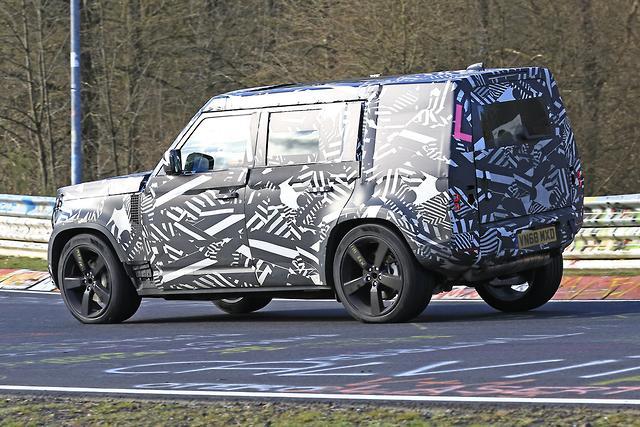 2020 Land Rover Defender Release Date >> 2020 Land Rover Defender To Go Mainstream Motoring Com Au