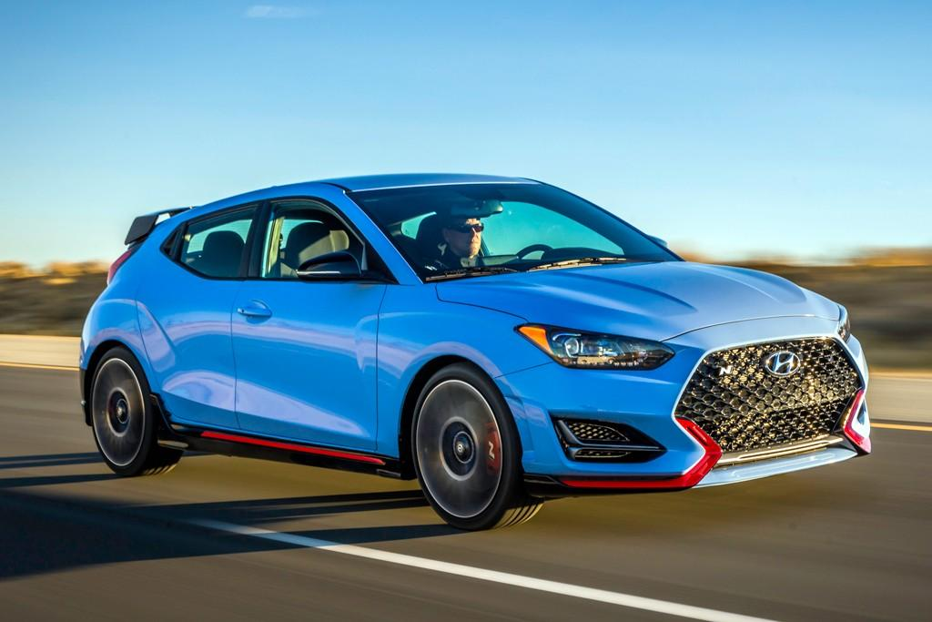 Detroit Motor Show Hyundai Veloster N Ruled Out For Oz