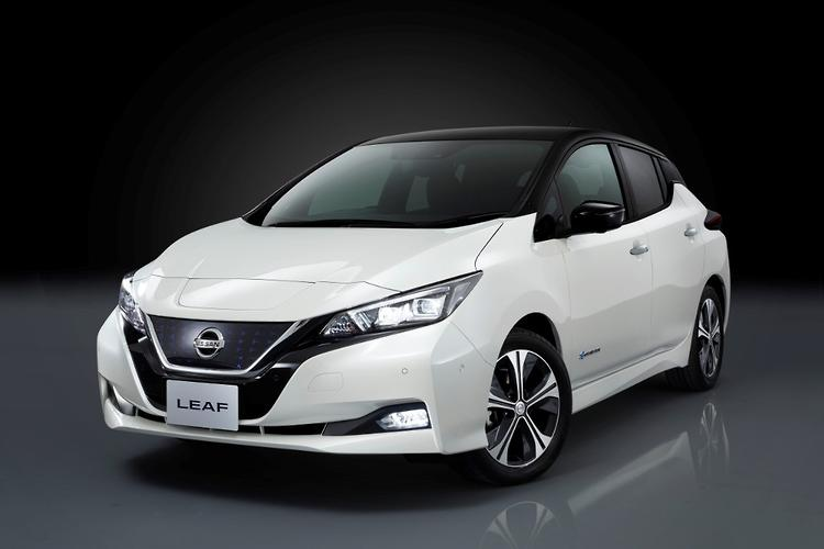 Nissan to expand next-gen Leaf sales to seven new markets