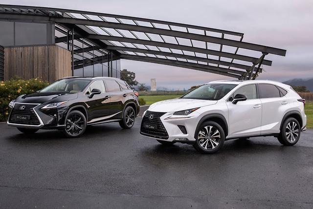 Lexus Nx Vs Rx >> Lexus Nx And Rx Get Crafted Motoring Com Au