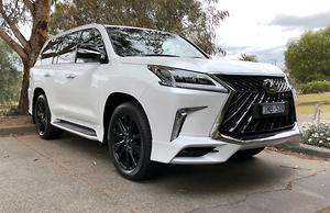Lexus LX450 diesel finally confirmed for Australia