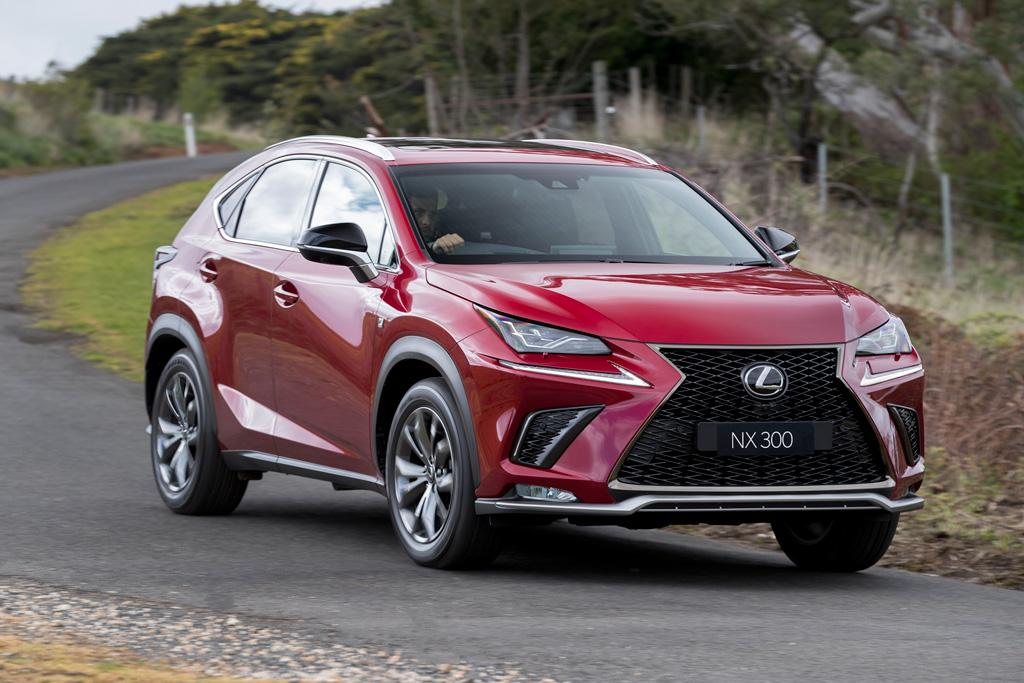 Lexus Nx 2018 Review Motoring Com Au
