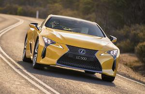 d90ed876ad76 Lexus and BMW collaborate on LFA successor - motoring.com.au