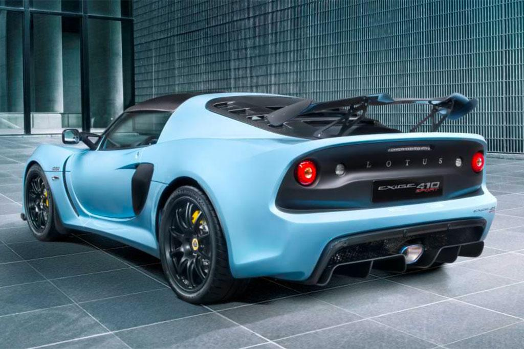 Lotus Exige Sport 410 Coming To Oz Motoring Com Au