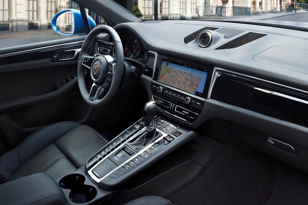 New Porsche Macan Australian Pricing Motoring Com Au