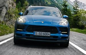 Porsche Macan Turbo 2019 Video Review Motoringcomau