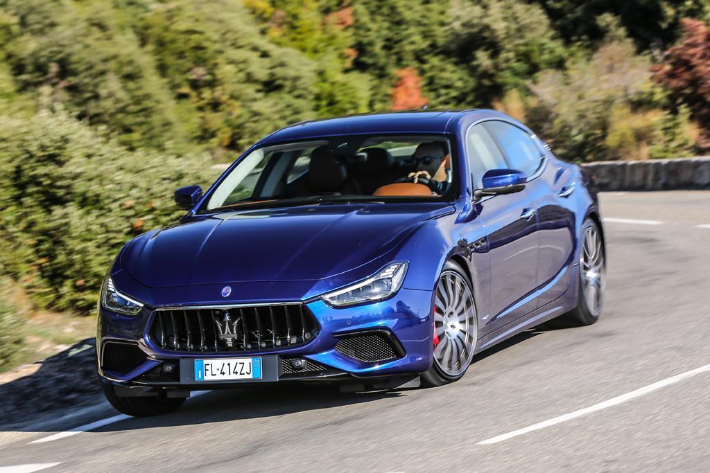 2018 Maserati Ghibli pricing and specs revealed - motoring