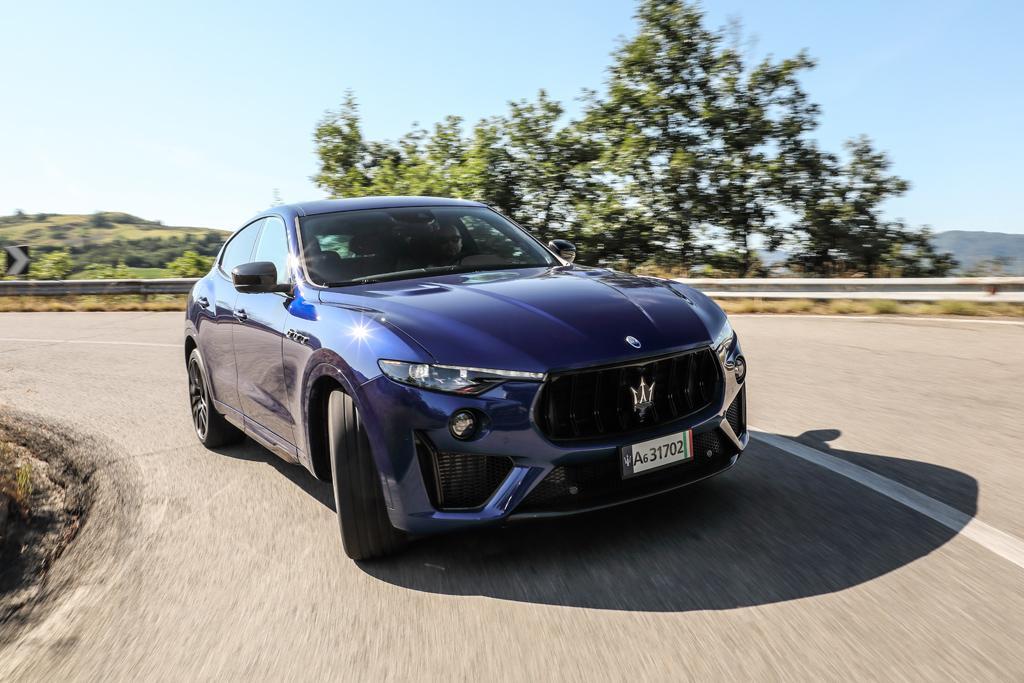 2019 Maserati Levante Trofeo Review >> Maserati Levante Trofeo And Gts 2019 Review International