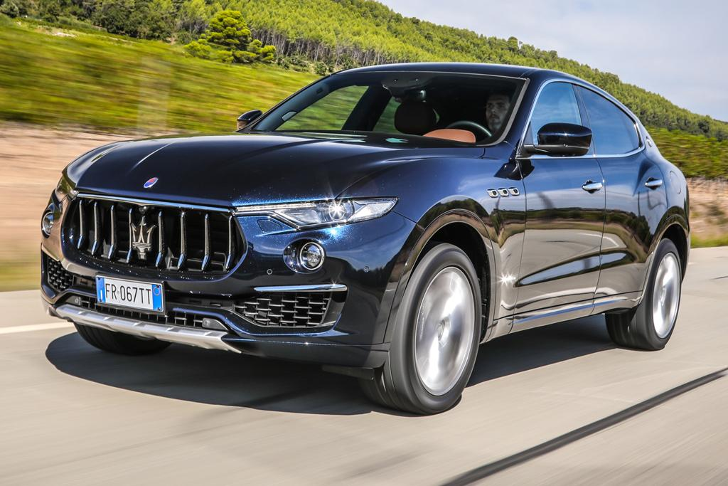Maserati Levante Now 15k Cheaper Motoring Com Au