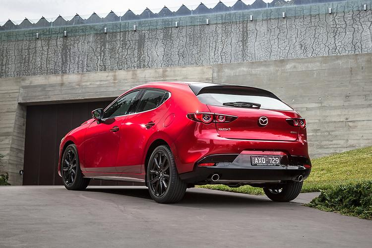 Price shock for all-new 2019 Mazda3 - motoring com au