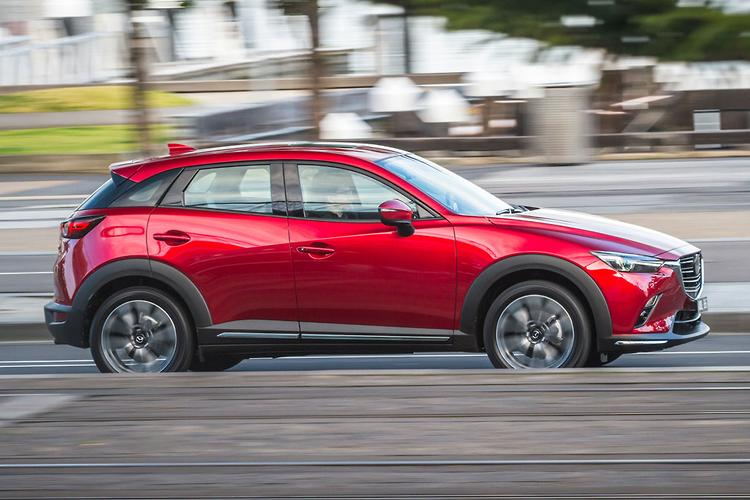 Mzd Connect Apple Carplay >> Mazda CX-3 2018 Review - Australia - motoring.com.au