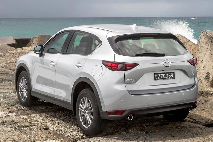 Mazda Cx 5 2018 Review Motoring Com Au