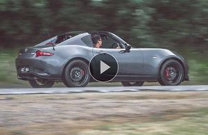 Mazda MX 5 RF Limited Edition 2018 Video Review