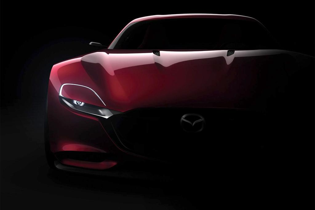 Australia Crucial For Mazda Rx 9 Motoring Com Au