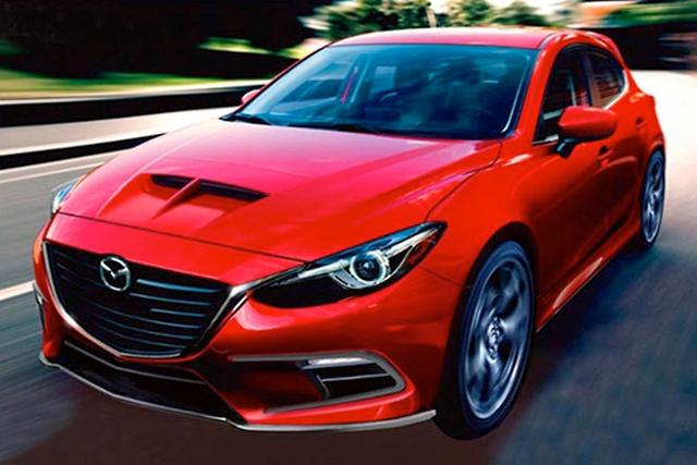 Mazda3 Mps Dead And Buried Motoring Com Au